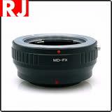 RJ Minolta MD鏡頭轉接至Fujifilm X-Mount卡口的轉接環