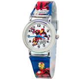 【漫威 Marvel】飛行帥氣 鋼鐵人 兒童錶 MA-50