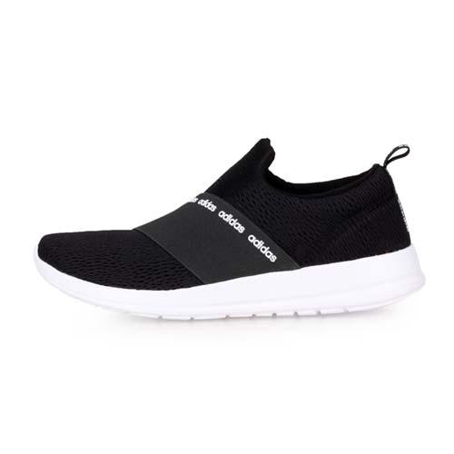 (女) ADIDAS REFINE ADAPT 休閒運動鞋 愛迪達 黑白