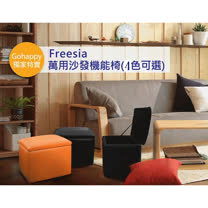 買一送一 【iGagu】Freesia萬用沙發機能椅