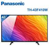 Panasonic國際牌 43吋 FHD IPS LED液晶顯示器+視訊盒(TH-43F410W)