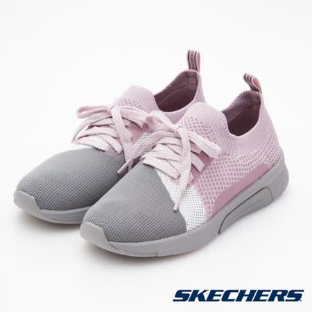 SKECHERS (女) 時尚休閒系列 MODERN JOGGER - 68717LIL