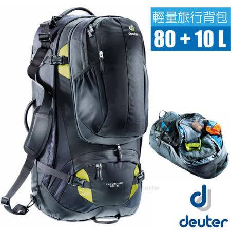 Traveller 80+10L 自助旅行登山露營背包