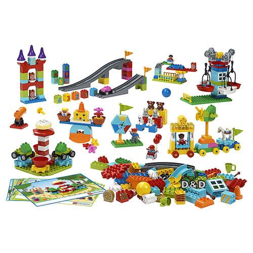 樂高積木 LEGO《 LT45024 》Duplo Education 德寶幼兒系列 - STEAM探索樂園