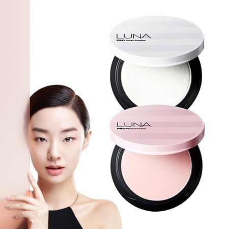 韓國LUNAHD 柔焦高光感蜜粉餅