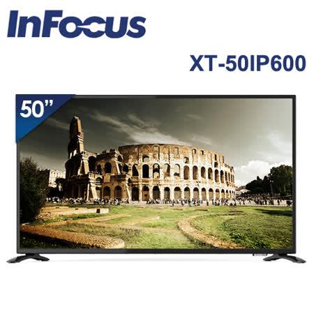 Infocus鴻海 50吋 4K 連網液晶顯示器