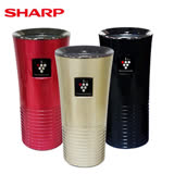 SHARP夏普 高濃度自動除菌離子產生器(車用)IG-GC2T-B/N/R(3色可選)
