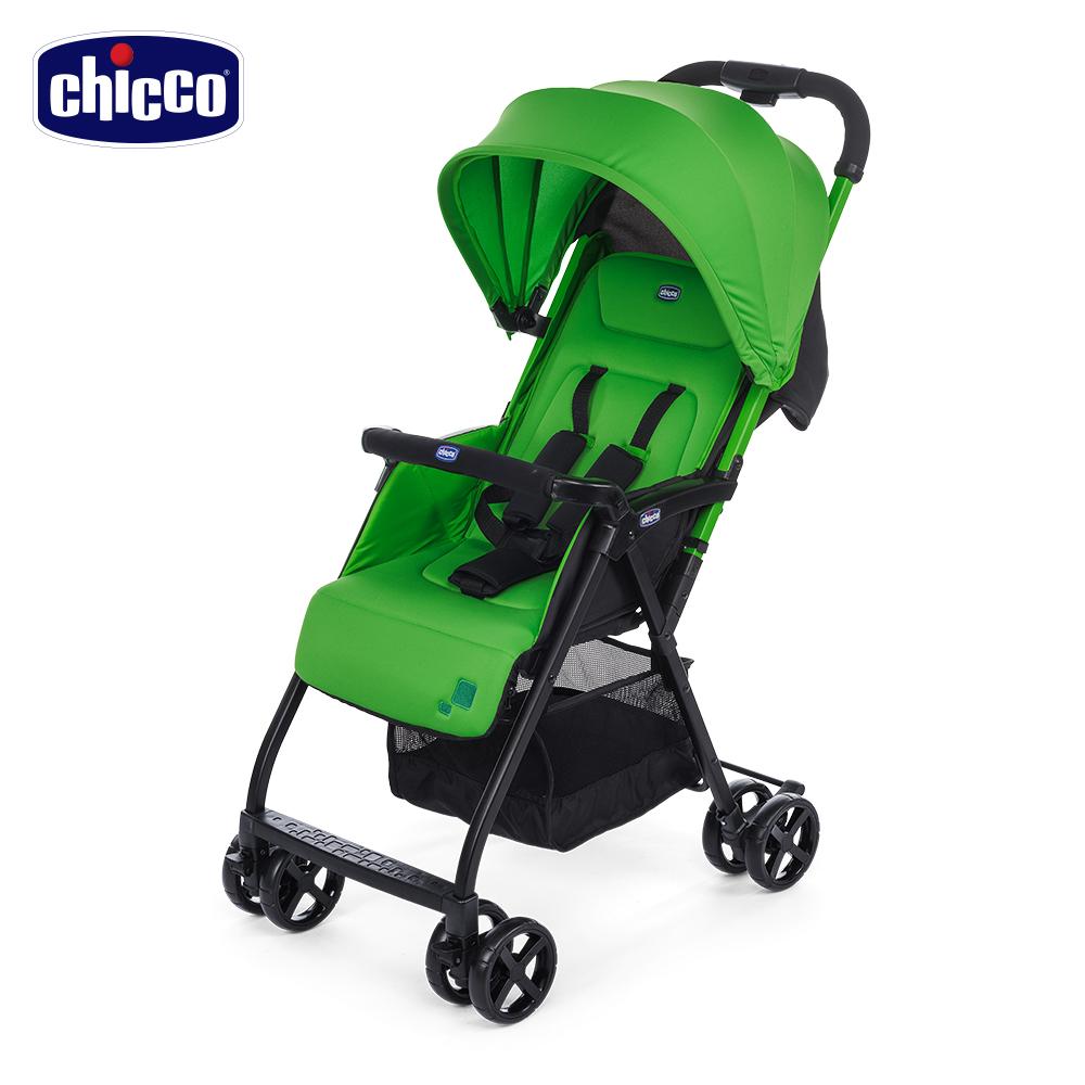 chicco-OHlalà都會輕旅手推車-檸檬綠**送360度防漏杯