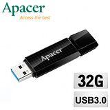 夜殺-Apacer宇瞻 AH352 32GB USB3.0 晶鑽隨身碟