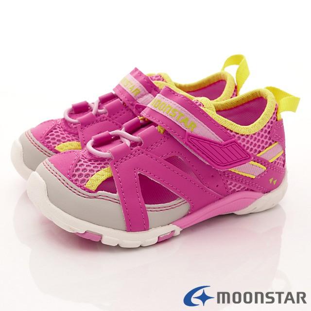 日本Carrot機能童鞋--休閒速乾鞋款-CN1314-15-21cm