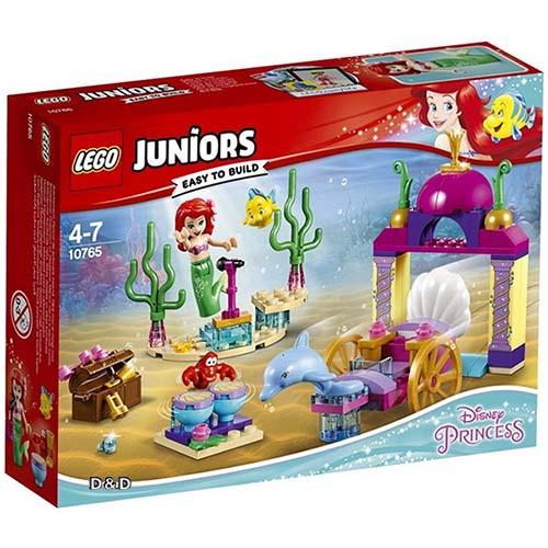 樂高積木 LEGO《 10765 》Juniors 初學級系列 - Ariel's Underwater Concert