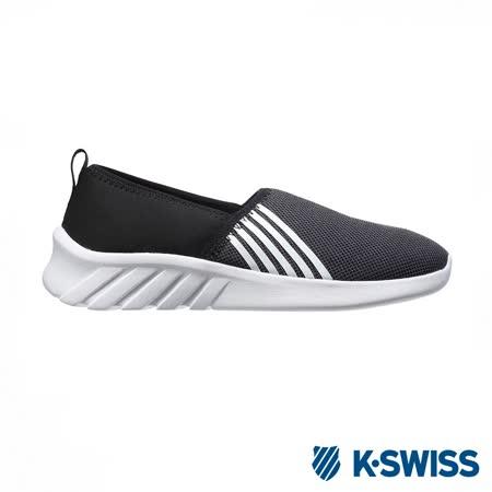 K-swiss Aeronaut Ballet輕量健走鞋-女-黑