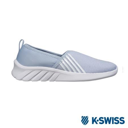 K-swiss Aeronaut Ballet輕量健走鞋-女-水藍