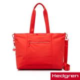 Hedgren HITC城旅托特包-紅色