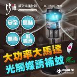 巧福 吸入式光觸媒捕蚊器(大型) 台灣製造 UC-850HE