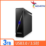 [進倉]ADATA威剛 HM900 3TB USB3.0 3.5吋 外接硬碟