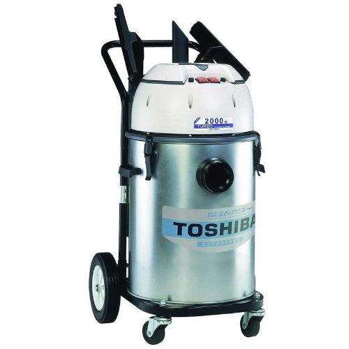 『TOSHIBA』☆東芝雙渦輪工業用乾濕兩用吸塵器(40公升集塵桶) TVC-1040