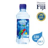 AQUA PACIFIC 斐濟太平洋純淨天然礦泉水330ml (24入/箱)