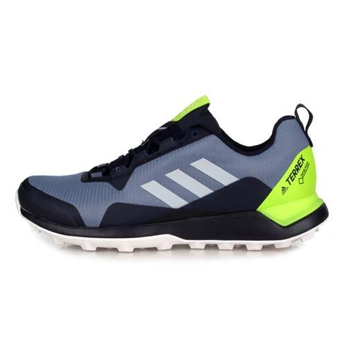 (男) ADIDAS TERREX CMTK GTX 登山越野鞋-慢跑 愛迪達 灰綠