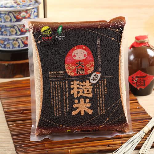大橋牌 胚芽糙米12包(1.5kg/包)