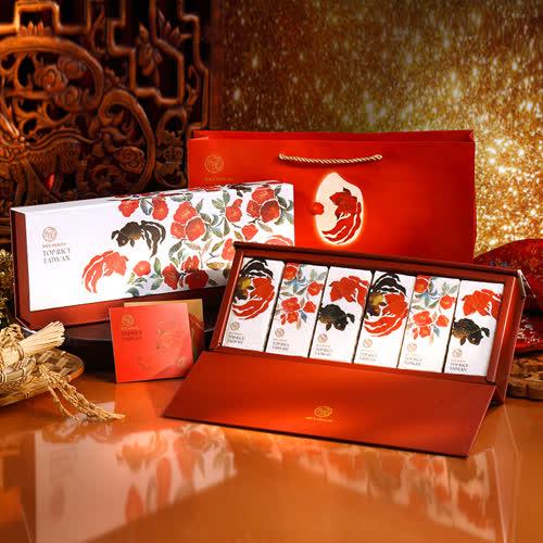 米屋 富貴有餘禮盒(6包/盒)