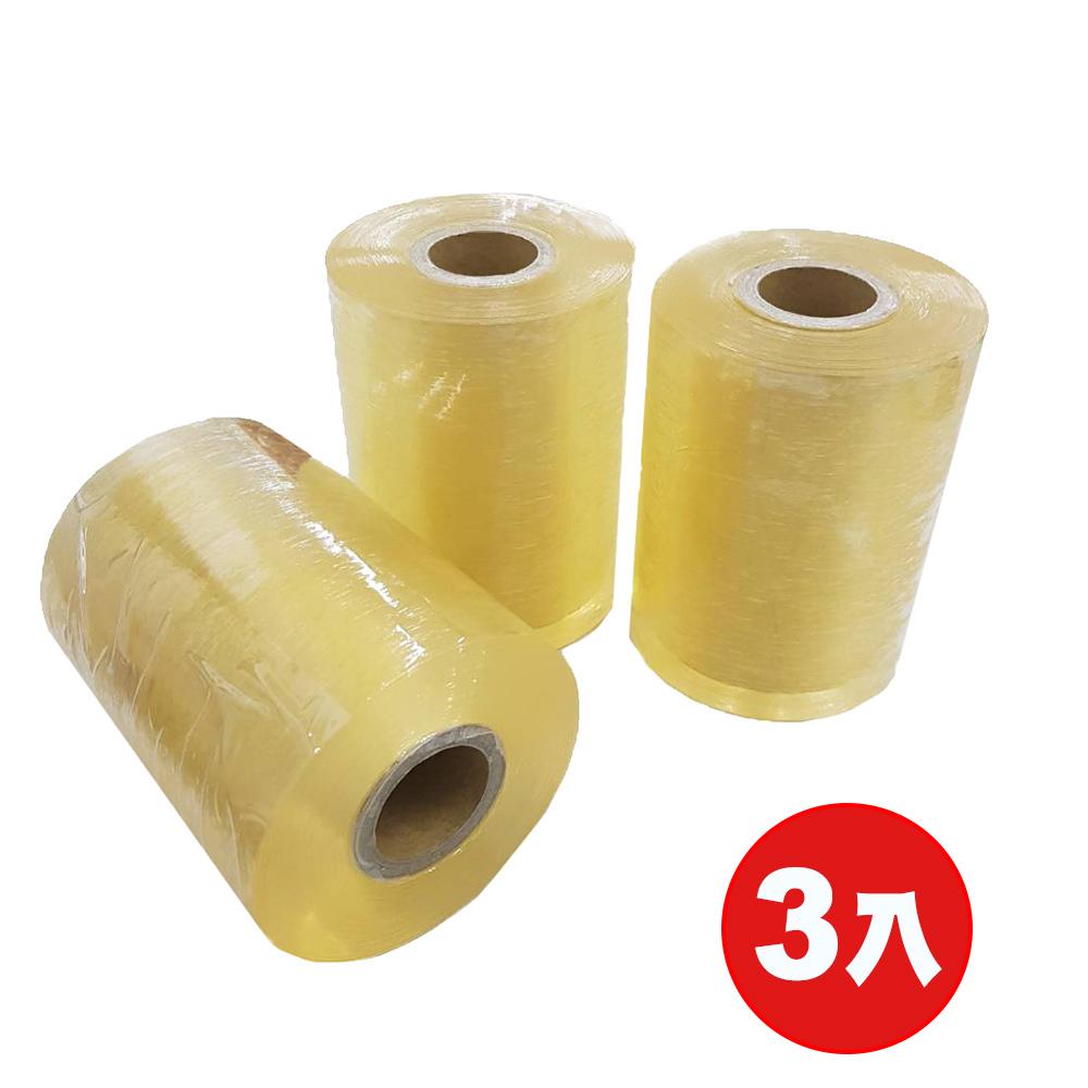 PVC透明塑膠膜10cm/3捲(994)