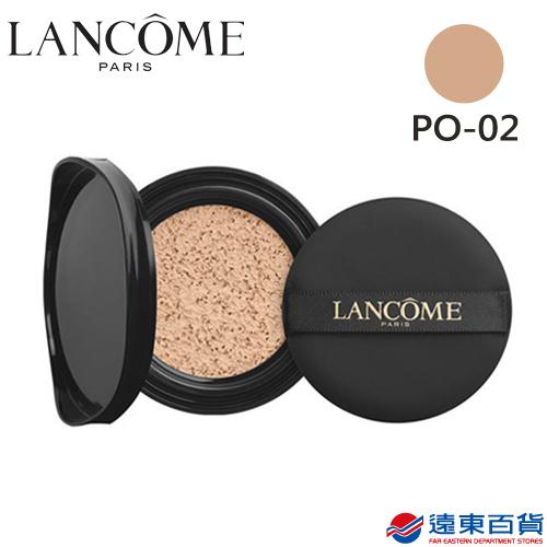 【官方直營】Lancôme 蘭蔻 零粉感超持久氣墊粉餅SPF23/PA++PO-02 14g(不含粉盒)