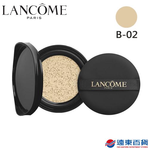 【原廠直營】Lancôme 蘭蔻 零粉感超持久氣墊粉餅SPF23/PA++B-02 14g(不含粉盒)