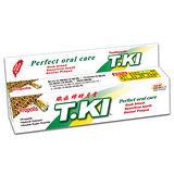 加贈T KI護理牙刷X1【T.KI鐵齒】蜂膠牙膏144g(6入)