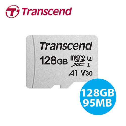 創見 Transcend 300S microSDXC T-Flash 128GB 記憶卡 小卡