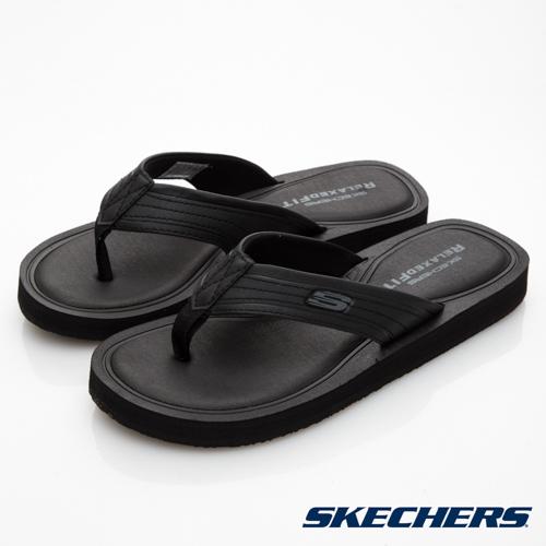 SKECHERS (男) 時尚休閒系列 TOCKER - 51825BBK