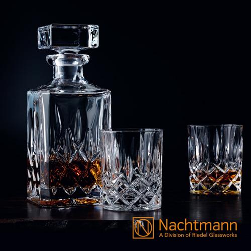 【德國NACHTMANN】Noblesse貴族醒酒器+威士忌2杯