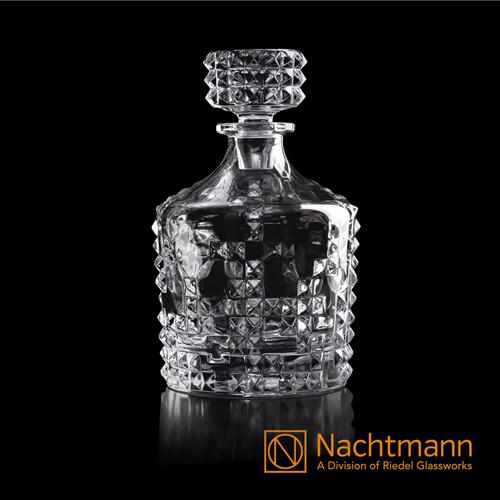 【德國 NACHTMANN 】Punk龐克威士忌壺 (H21.7cm,容量750 ml)
