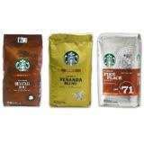 星巴克STARBUCKS 咖啡豆1.13公斤(口味任選)