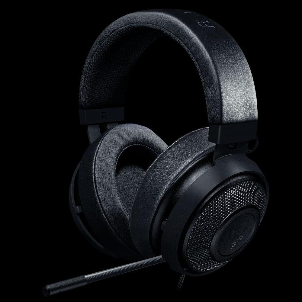 Razer Kraken Pro V2 Oval 耳機(黑)