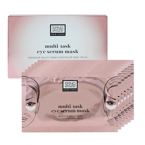 ERNO LASZLO 奧倫納素 全效任務精華眼膜 6x4.5g Multi-Task Eye Serum Mask