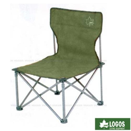 【日本 LOGOS】 馬思爾迷地椅綠.休閒椅.導演椅.收納椅.旅遊椅.郊外椅_73160188