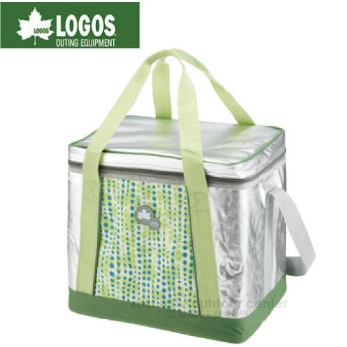 【日本 LOGOS】SINSUL10軟式保冷提箱25L.保冷袋.軟式保冰袋.保溫袋.保冰保鮮冰箱/81670410 綠