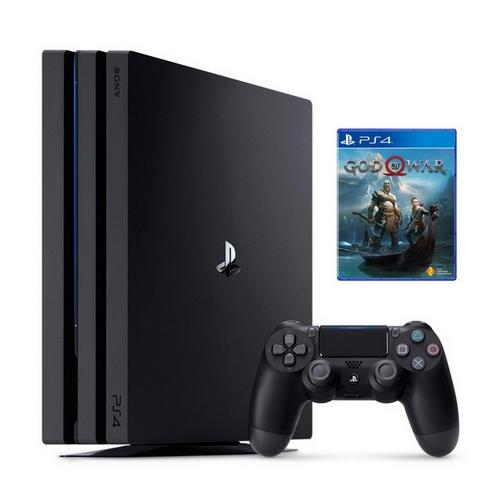 SONY PS4 Pro 1TB +  戰神 God of War