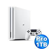SONY PS4 Pro主機CUH-7218系列1TB-冰河白