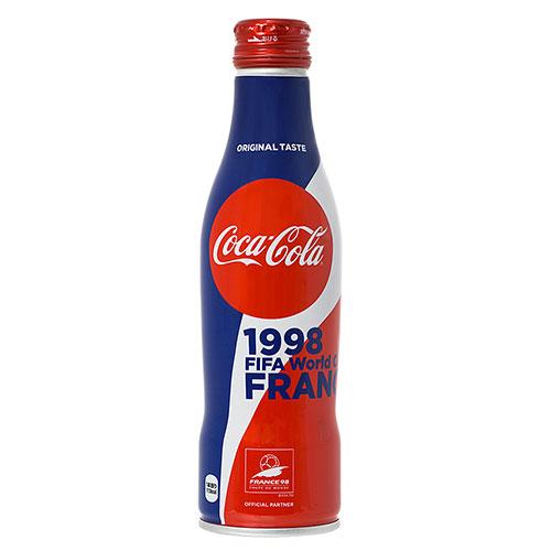 可口可樂FIFA紀念瓶250ml