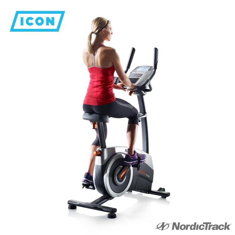 福利品 ICON Nordictrack-ELITE4.4健身車