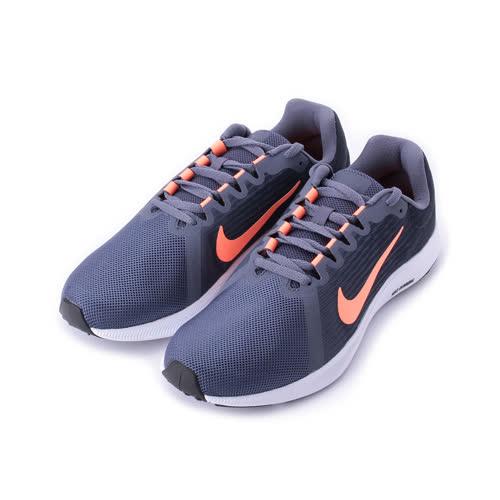 NIKE DOWNSHIFTER 8 輕量跑鞋 碳藍橘 908994-005 女鞋 鞋全家福