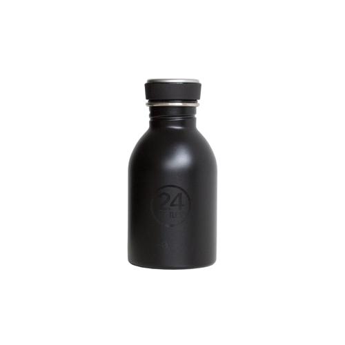 義大利 24Bottles 城市水瓶 250ml - 紳士黑