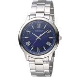 SEIKO 精工SPIRIT簡單美學太陽能腕錶 V131-0AG0B SBPL009J