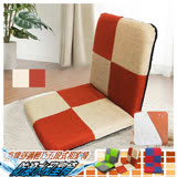 【KOTAS】和室椅 方塊 舒適輕巧防潑水和室椅-橘米