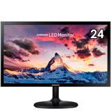限時促銷★SAMSUNG 24型 S24F350FHE PLS電競寬螢幕