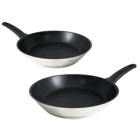 德國WMF 不鏽鋼平底鍋組