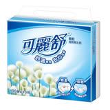可麗舒柔韌 抽取式衛生紙 100抽x10包x4串/箱