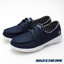 SKECHERS (女) 健走系列 GO WALK LITE - 15436NVY